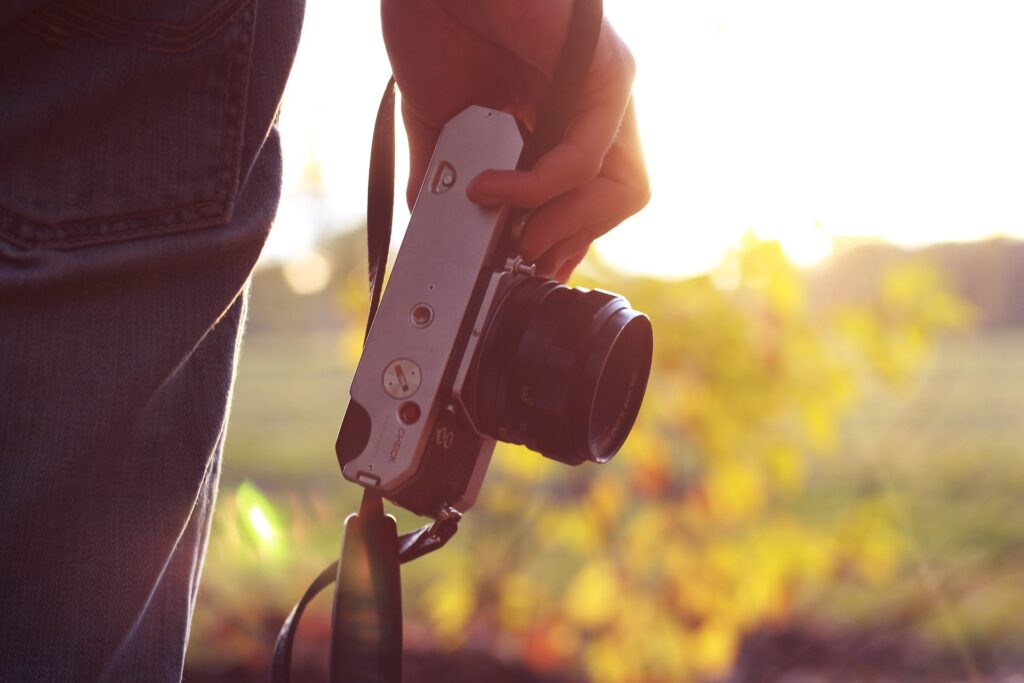 Kurs i fotografi